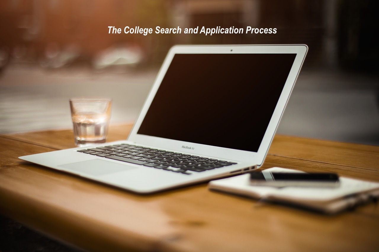 Introduction to College Application Series