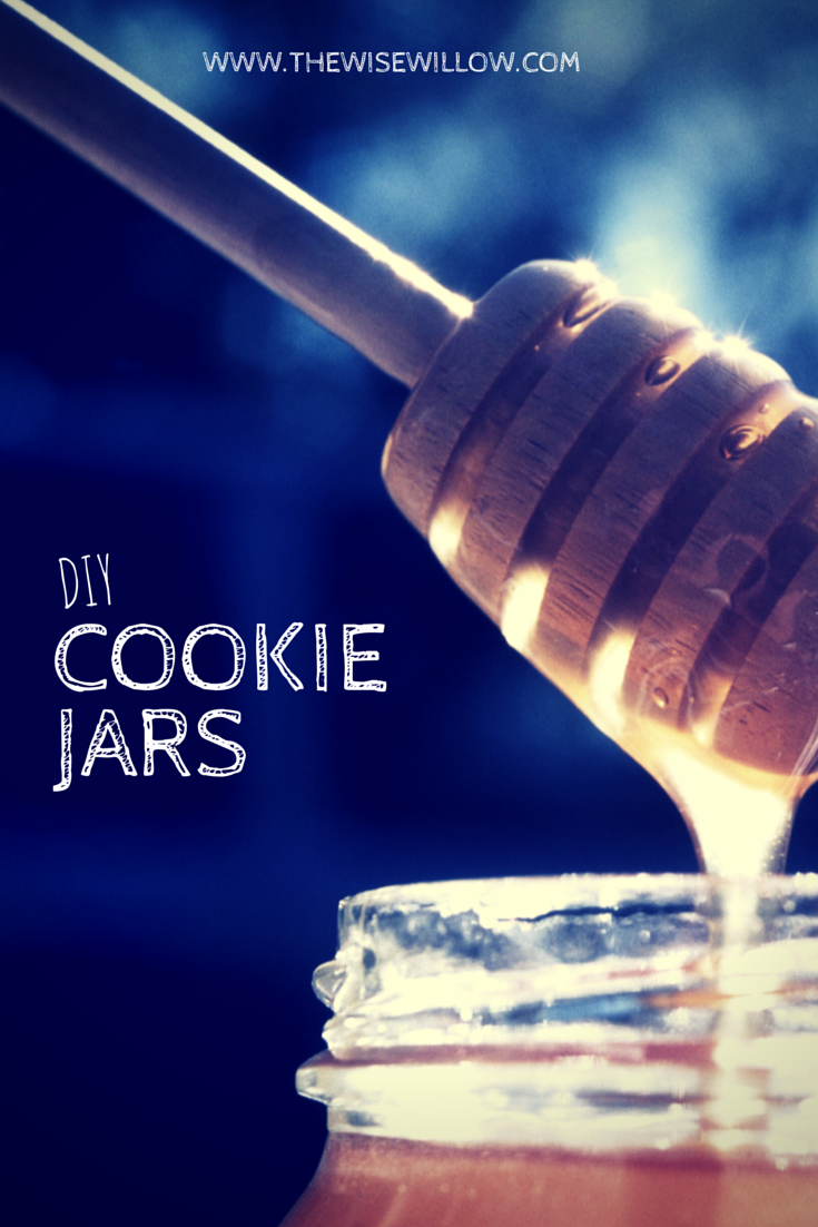 DIY CookieJars
