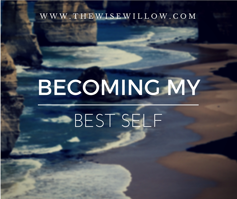 Becoming My Best Self
