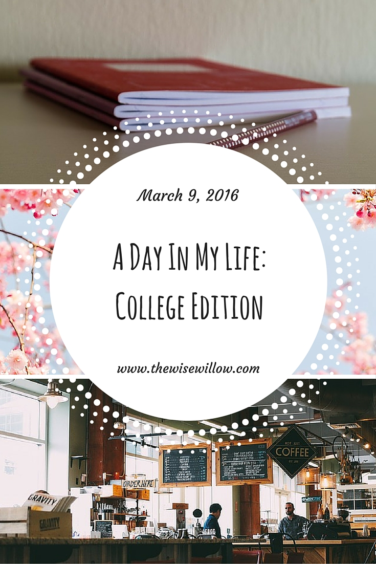 A Day In My Life_ College Edition