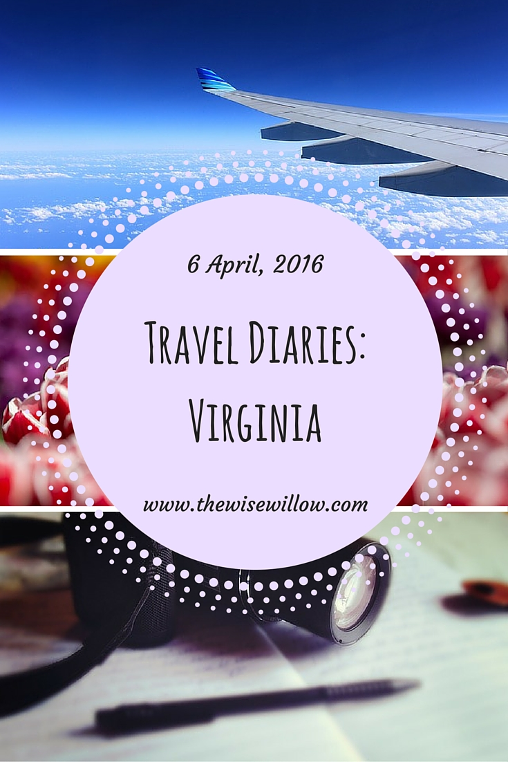 Travel Diaries_ Virginia
