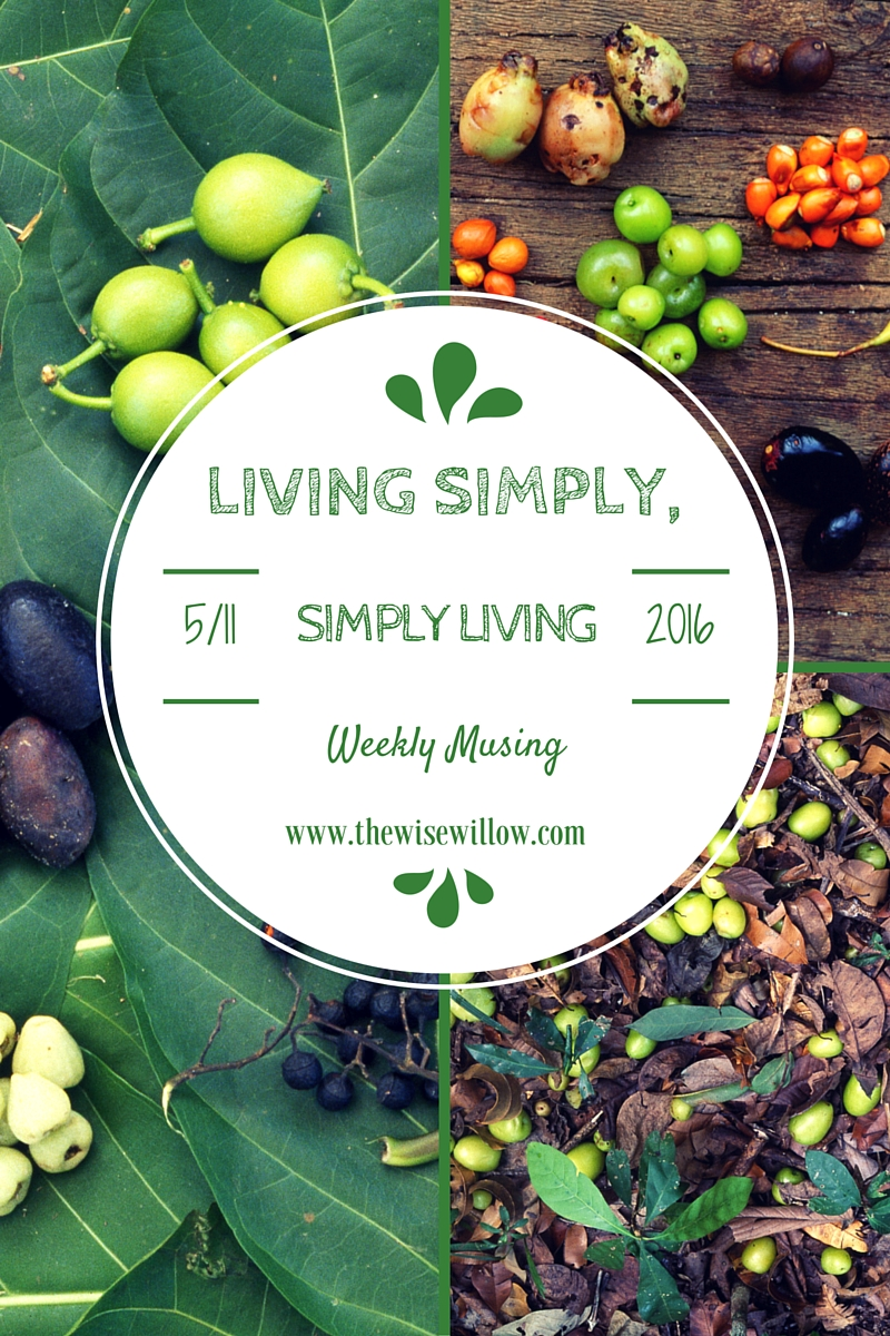 Living Simply,-2