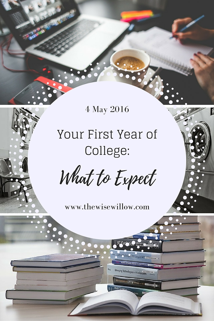 Your First Year of College_