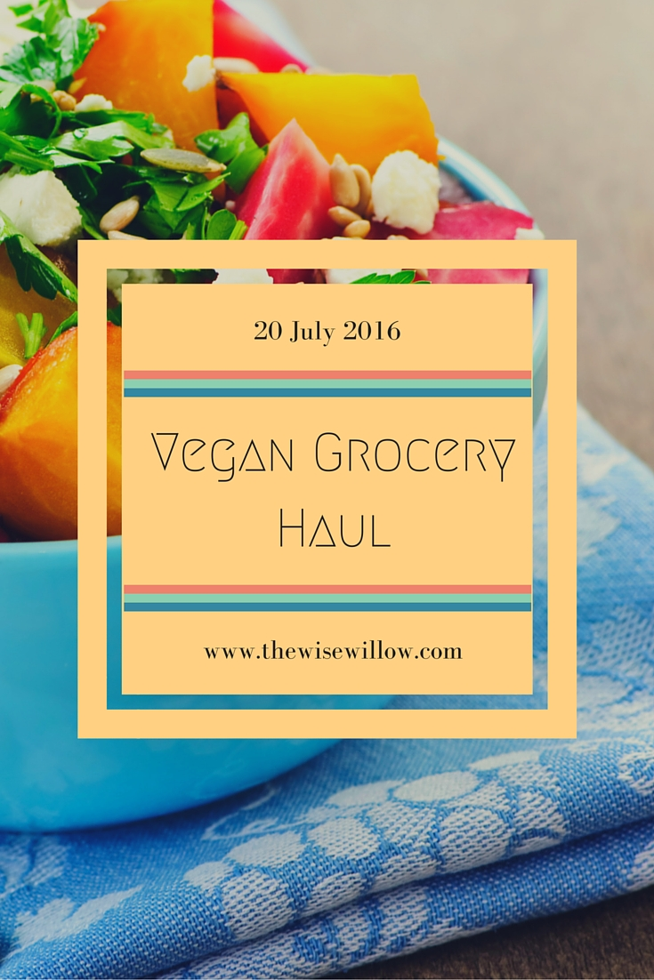 Vegan Grocery Haul-2