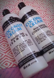 RenPure Originals Coconut Cream Shampoo and Conditioner
