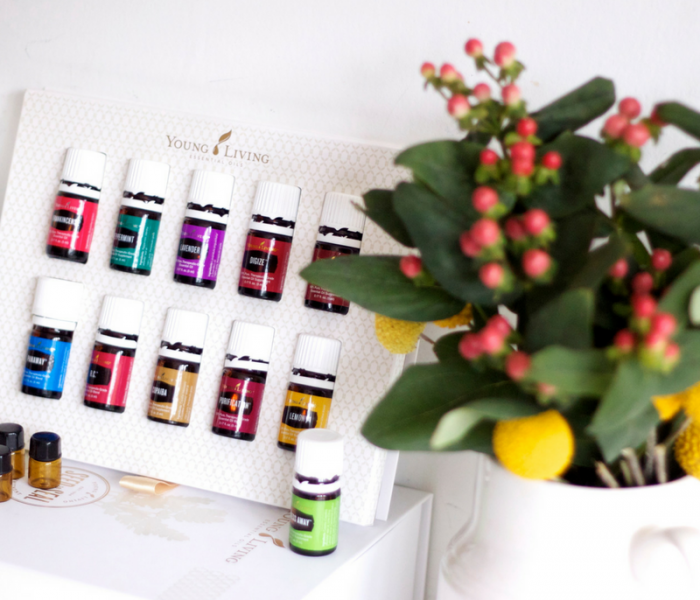 My Journey in Essential Oils