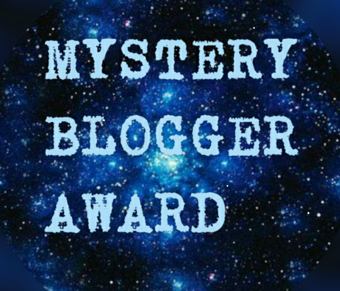 Blogmas Day 10: The Mystery Blogger Award